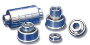 unground low carbon steel bearings